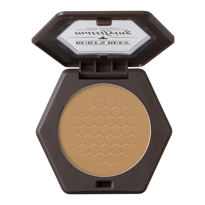 Burt's Bees 100% Natural Mattifying Powder Foundation