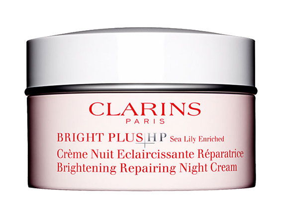 Clarins Paris Bright Plus HP Brightening Repairing Night Cream