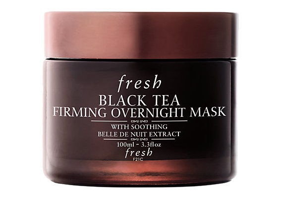 čerstvý Black Tea Firming Overnight Mask