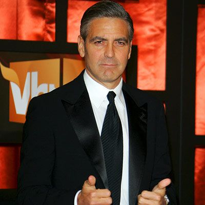 Giorgio Clooney, C'Mon, Tell Us, What Was the First Award You Ever Won?