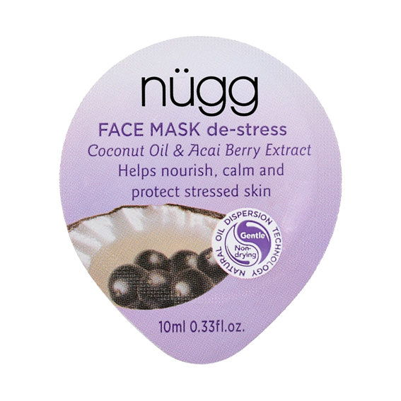 Nugg De-Stress Face Mask