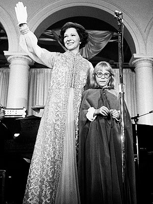 Rosalynn Carter, Mary Matise for Jimmae, 1977, Inaugural Gown