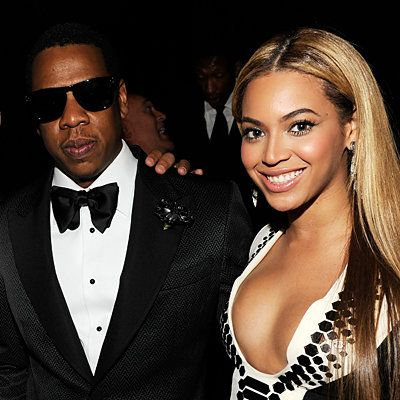 Beyonce and Jay-Z - Celebrity Babies - Blue Ivy Carter