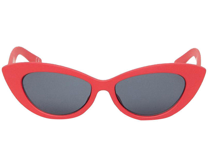 Merah Pointy Cat Eyed Sunglasses