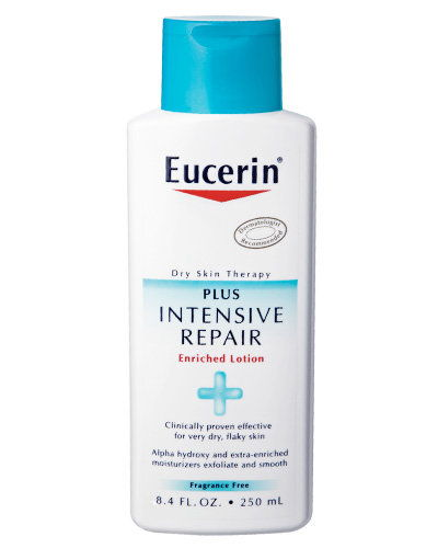 Eucerin Plus Intensive Repair lotion