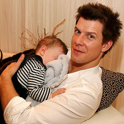 Eric Mabius, C'Mon, Tell Us, What Was the First Award You Ever Won?