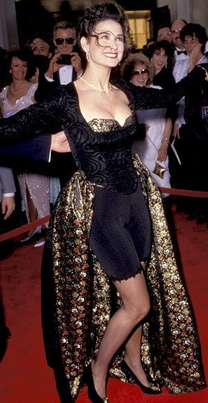 Demi Moore - Most Outrageous Oscars Looks