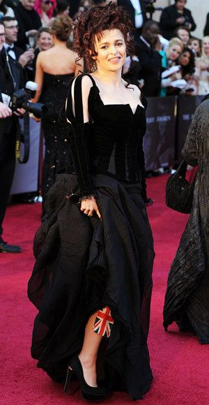 helena Bonham Carter - Most Outrageous Oscars Looks - Colleen Atwood