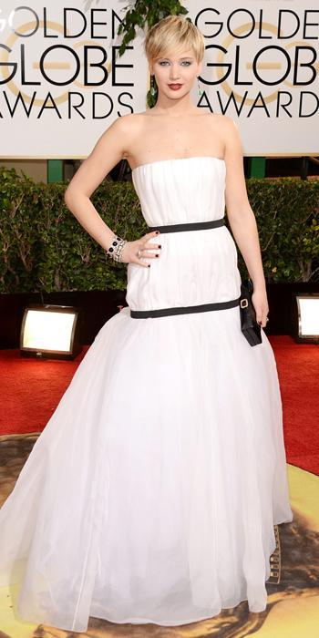 Golden Globes 2014: Jennifer Lawrence