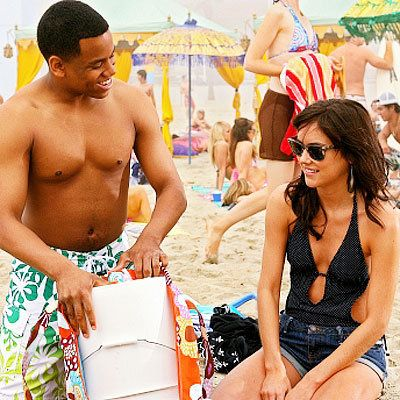 90210, Love Me or Leave Me, Tristan Wilds Jessica Stroup