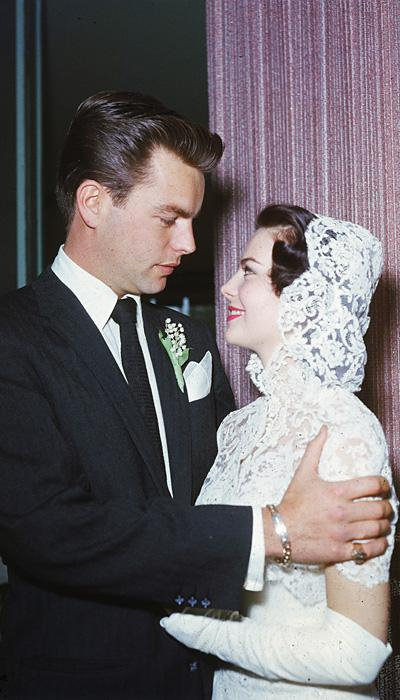 Selebriti Wedding Dresses - Natalie Wood