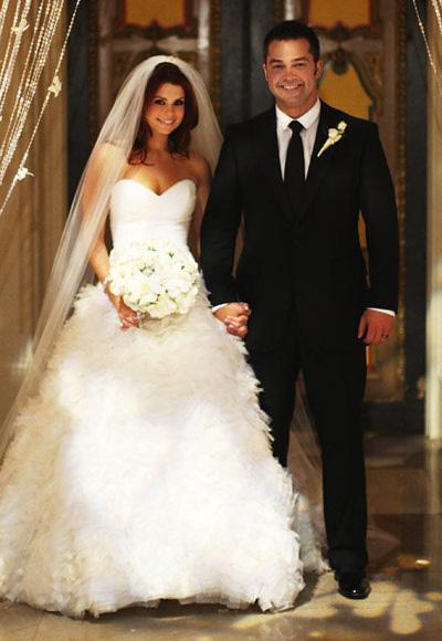 Selebriti Wedding Dresses - Joanna Garcia