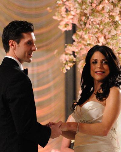 Selebriti Wedding Dresses - Bethenny Frankel