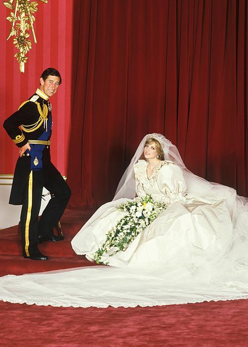 Selebriti Wedding Dresses - Lady Diana Spencer