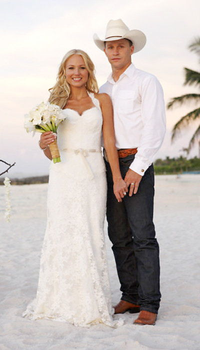 Selebriti Wedding Dresses - Jewel