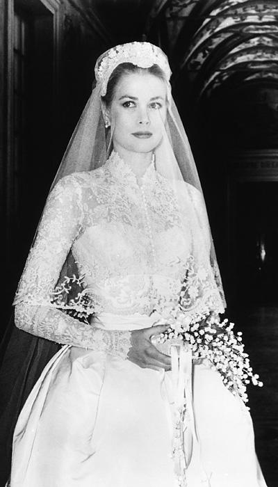 Selebriti Wedding Dresses - Grace Kelly