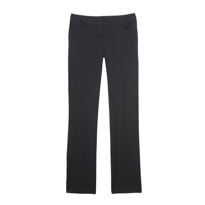 petite Mid-Rise Ankle Pant