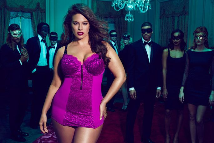 Ashley Graham for Addition Elle