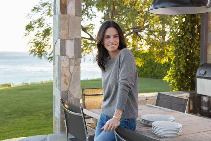 Courteney Cox Home Tour - LEAD