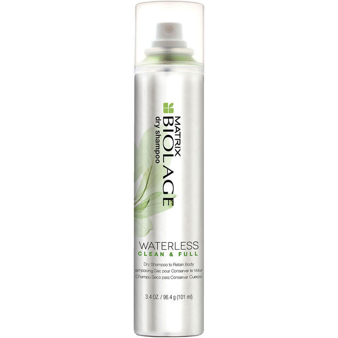 matice Biolage Waterless Clean & Full Dry Shampoo