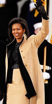 Michelle Obama, Narciso Rodriguez, Loree Rodkin