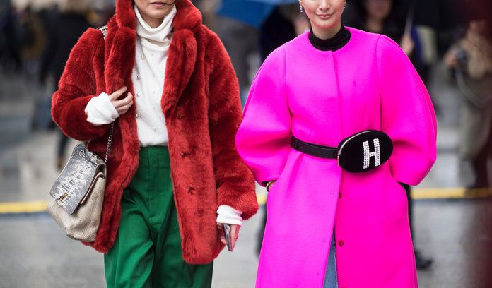 Couture Week Street Style Trends