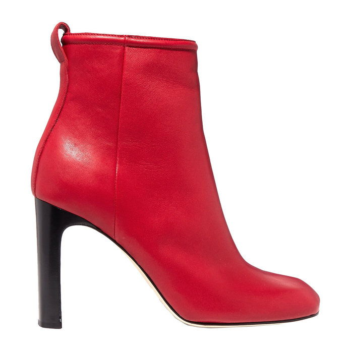Kulit Ankle Boots