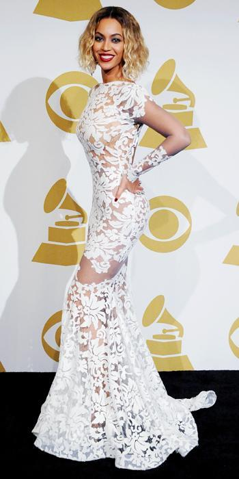 Grammy 2014: Beyonce Knowles