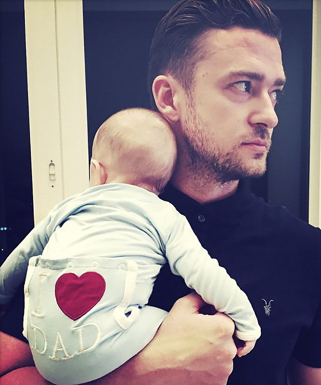 JT Cutest Dad Moments - LEAD