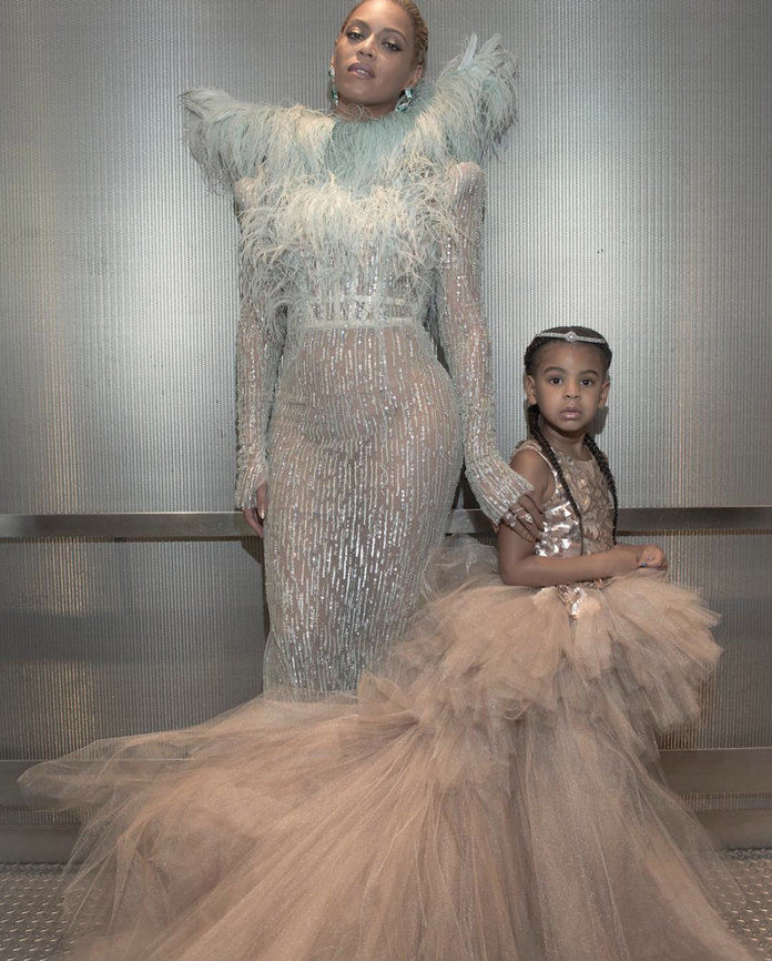 Clone of Beyonce and Blue Ivy LEAD