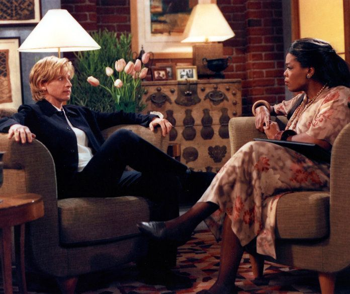 Ellen Coming Out Interview, 1997