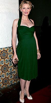 Cate Blanchett, Herve Leroux, maternity style, celebrity style, celebrity fashion, pregnant celebrities