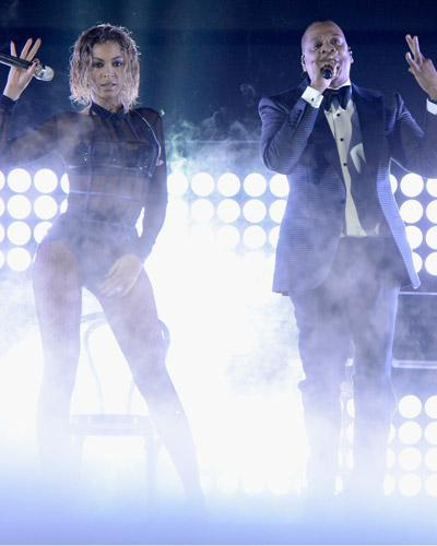 Indimenticabile Grammys Performances - Beyonce and Jay Z's Performance