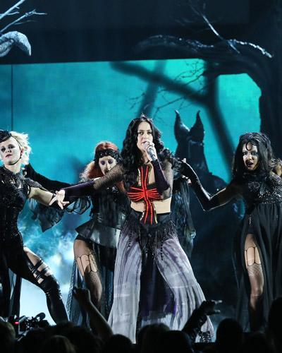 Indimenticabile Grammys Performances - Katy Perry
