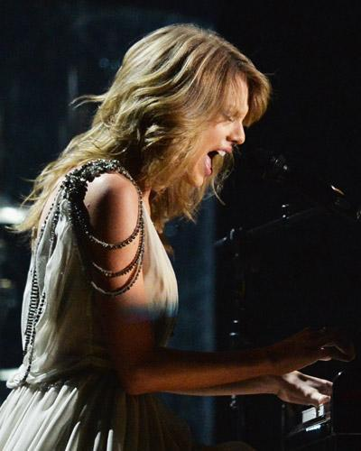 Indimenticabile Grammys Performances - Taylor Swift