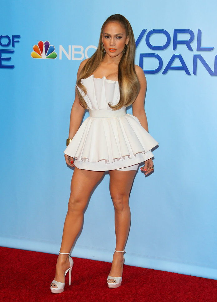 Jennifer Lopez World of Dance - Lead