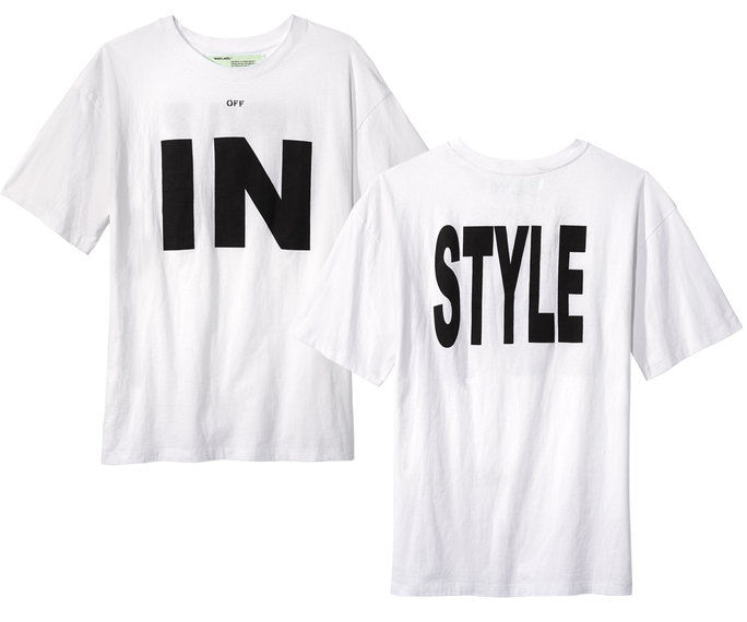 Clone of InStyle March 2017 CVA Virgil Abloh T-Shirt - Embed
