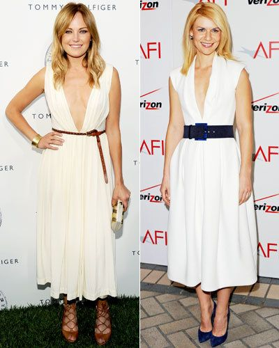 Malin Akerman - Tommy Hilfiger - Claire Danes - Donna Karan - Spring Trends