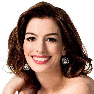 anne Hathaway - Transformation - Beauty - Celebrity Before and After