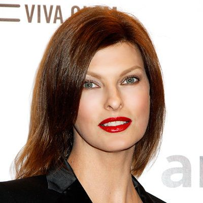 Linda Evangelista - Transformation - Hair - Celebrity Before and After