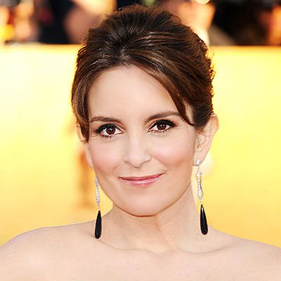 Tina Fey - Transformation - Hair - Celebrity Before and After