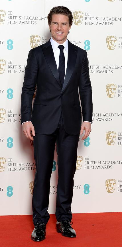 2015 BAFTA Arrivals - Tom Cruise
