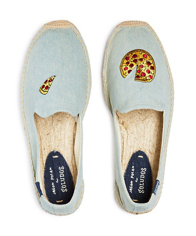 Soludos x Jason Polan Shoes