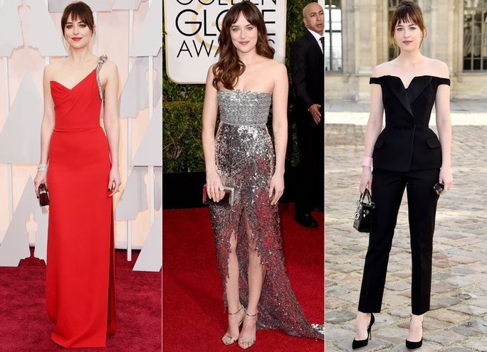 Dakota Johnson's 10 Best Looks Lead