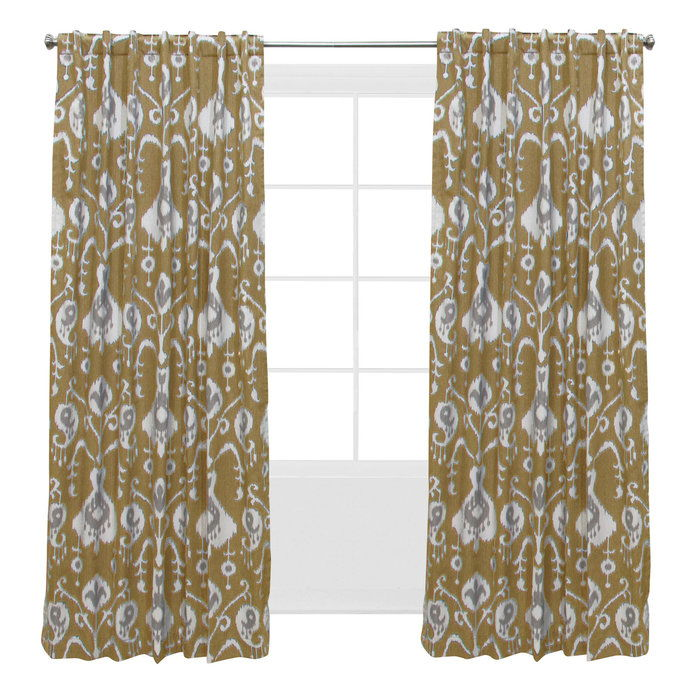 Tetingkap Curtain Panels