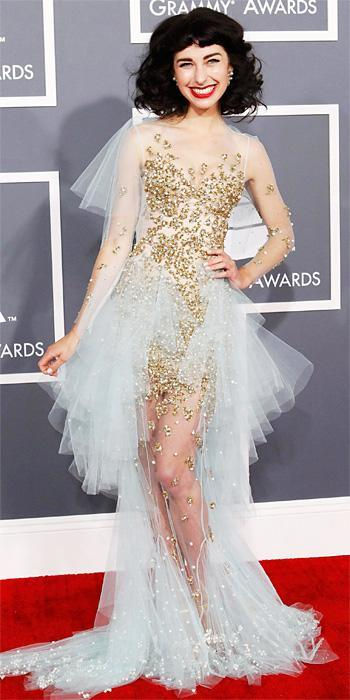 Kimbra in Jaime Lee Major