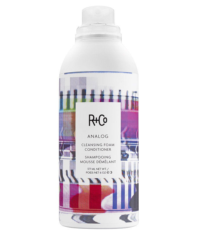 R + Co Analog Cleansing Foam Conditioner