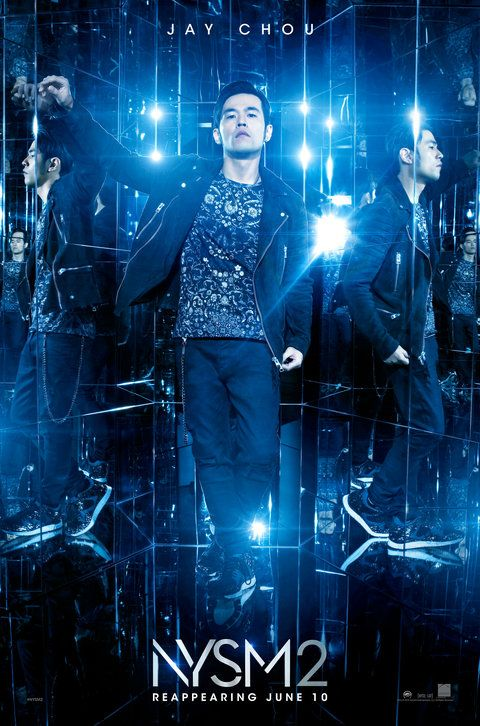 Adesso You See Me 2, Jay Chou - Embed