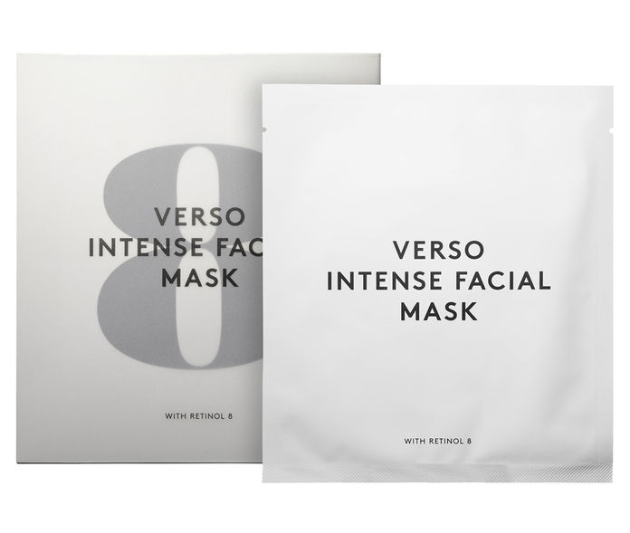 rub Intense Facial Mask With Retinol 8