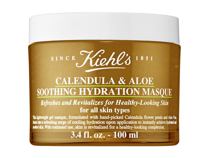 Kiehl's Calendula & Aloe Soothing Hydration Mask